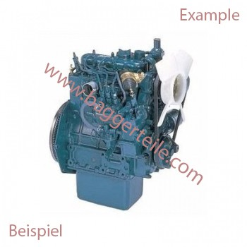 T1910167001 Motor kpl. TB145 passend für z.B. Takeuchi