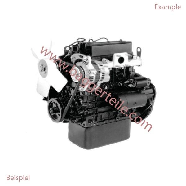 10116975A At-Dieselmotor passend für Liebherr